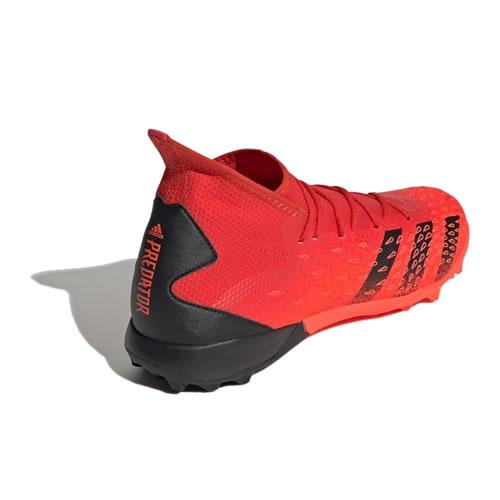 阿迪达斯FY6311 PREDATOR FREAK.3 TF男子足球鞋图3高清图片