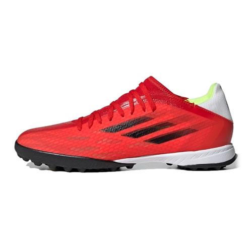 阿迪达斯FY3310 X SPEEDFLOW.3 TF男子足球鞋图1高清图片