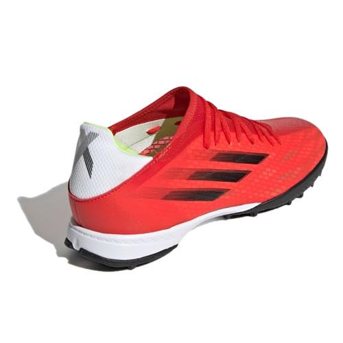 阿迪达斯FY3310 X SPEEDFLOW.3 TF男子足球鞋图3高清图片