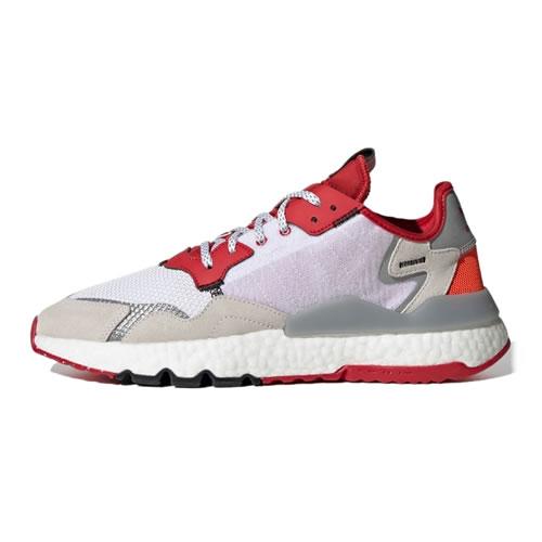 阿迪达斯FY3234 NITE JOGGER男女运动鞋