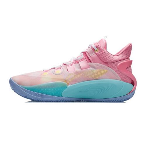 李宁ABAR039音速9 Low男子篮球鞋
