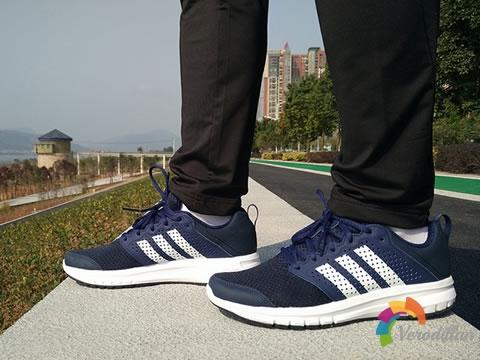 [上脚测评]ADIDAS MADORU 11缓震跑鞋怎么样