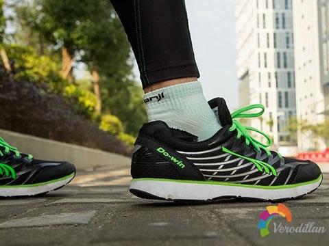 [上脚测评]多威MR5006马拉松跑鞋怎么样