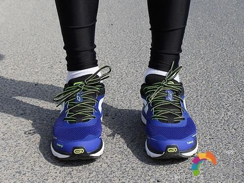[上脚测评]Kalenji KIPRUN LD长距离跑鞋怎么样