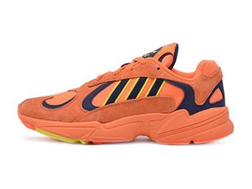 阿迪达斯橙色运动鞋型号价格(全部配色)