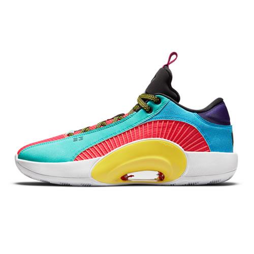 AIR JORDAN DJ2831 XXXV LOW DS PF AJ35男子篮球鞋
