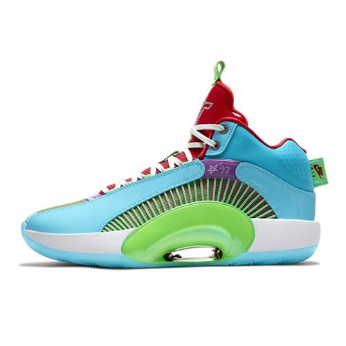 AIR JORDAN DD3667 XXXV WIP PF AJ35男子篮球鞋