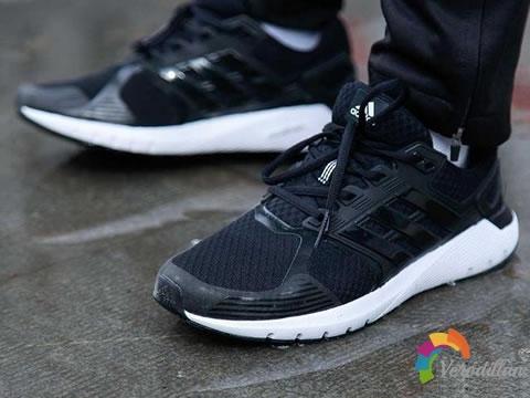 [上脚测评]ADIDAS DURAMO 8缓震跑鞋怎么样