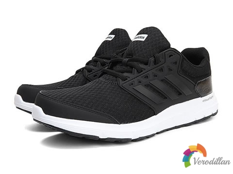 [上脚测评]adidas galaxy 3缓震跑鞋怎么样