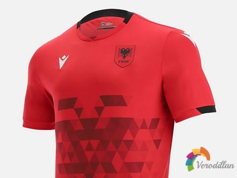 [谍照曝光]阿尔巴尼亚国家队2021年主客场球衣