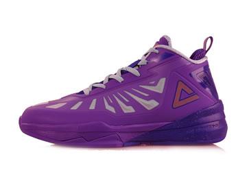 匹克紫色篮球鞋型号价格(最新版)