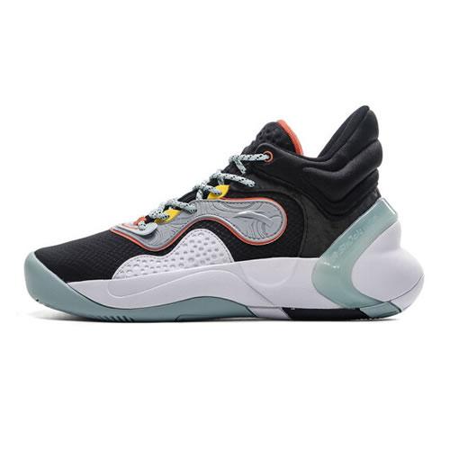 安踏112041612速决4代男子篮球鞋