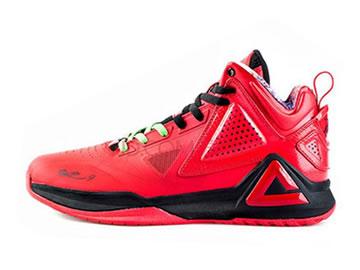 匹克红色篮球鞋型号价格(最新版)
