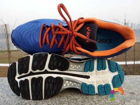 [上脚测评]Asics Gel-Glorify 2缓震路跑鞋怎么样图2