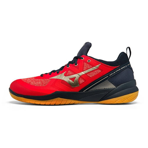 美津浓71GA2190 FANG ZERO O2男女羽毛球鞋